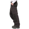 Fjällräven Barents Pro Winter Trousers Men Dark Grey/Black